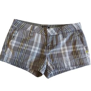 Hurley Plaid Shorts 5